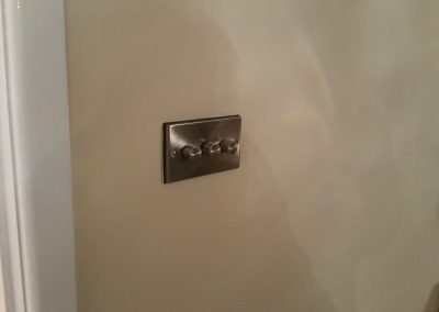 Replacement light switch